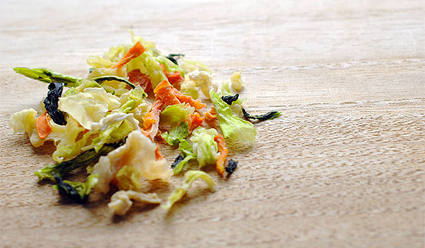 ランドラボの乾燥野菜